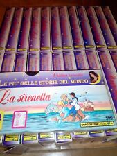 vhs Cristina D'Avena le piu belle storie del mondo