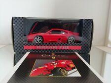 SHELL FERRARI COLLEZIONE FERRARI F355 1:24 MODEL CAR RED MINT BOXED
