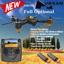Hubsan 501s X4 Quadrirotore Drone Con/gps 1080p Follow me and Back Home