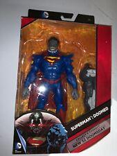"DC Comics Multiverse SUPERMAN 6"" Action Figure TV Series New 52 Doomsday"