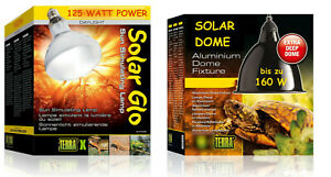 Solarium UVB SOLAR GLOW gesunder Gesichts-Bräuner Sonnenbank Höhensonne UVA