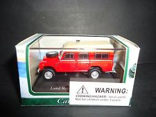 Cararama Land Rover 109 Red 1/72 71109