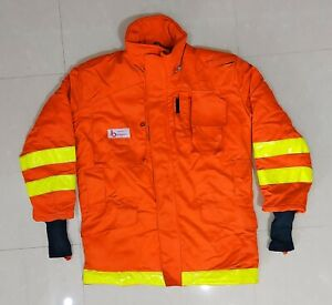 Brissmans Nomex Fire Fighter Emergency Protection Suit | Safety Suit