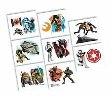 Star Wars Rebels Birthday Party Supplies Favours 1 Sheet Temporary Tattoos