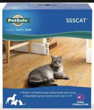 PetSafe Ssscat Spray Deterrent Dog Cat Motion Activated Ppd00-16168 Pet Proofing