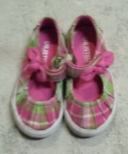 Unlisted Toddler Shoes Pink & Green