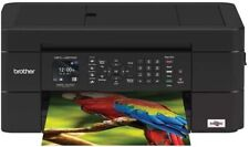 Brother Mfc-J497Dw Wireless Color All-In-One Duplex Printer Scan Copy Fax Aio