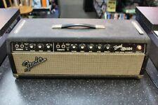 1966 Fender USA Bandmaster AB763 Guitar Tube Amp Head (nl)