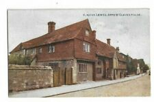 Lewes. Anne Of Cleves House. Photochrom Co Postcard no F-46753