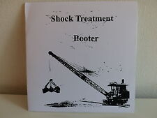 SHOCK TREATMENT / BOOTER  PUNK HARDCORE