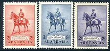 Australia - 1935 Plata Jubileo Set SG 156-158 V12780 Menta desmontado