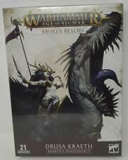 Warhammer Age of Sigmar 85-21 Broken Realms - Drusa Kraeth - New Sealed