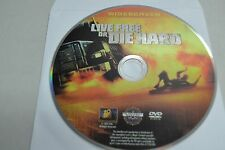 Die Hard 4: Live Free or Die Hard (DVD, 2007, Unrated; Widescreen)Disc Only