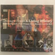 Chicago blues a living history 2 cd neuf sous blister