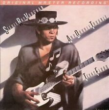 Texas Flood by Stevie Ray Vaughan/Stevie Ray Vaughan & Double Trouble (CD, Sep-2010, Mobile Fidelity Sound Lab)