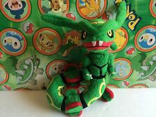 Pokemon Center Plush Rayquaza Pokedoll 2006 Poke Doll legit stuffed doll figure