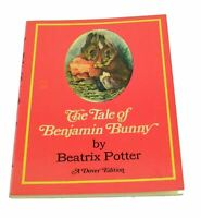 The Tale of Benjamin Bunny by Beatrix Potter A Dover Edition Illustrated Book
