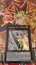 Carte Yu-Gi-Oh! Numéro 39 : Utopie YS13-FR041 Super Rare Française/number utopia