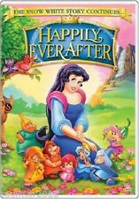 Happily Ever After (DVD, 2004) LN with INSERT Rare OOP HTF ~NEW LOWER SHIPPING~