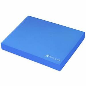 ProsourceFit Exercise Balance Pad Non-Slip Cushioned Foam Mat & Knee Pad for ...