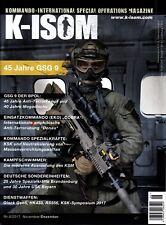 K-ISOM 6/2017 KSK NATO SEK KSM Fallschirmjäger Bundeswehr Marine 45 jahre GSG 9
