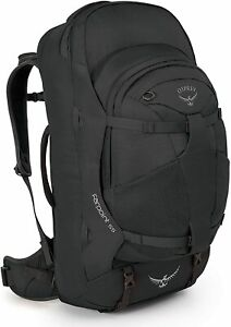 Osprey Farpoint 55 Rucksack - Volcanic Grey - Size S/M (refers to wearer) 52L