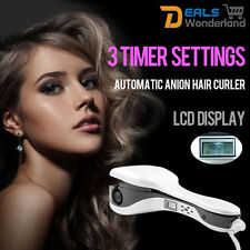 PRO Perfect LCD Salon Automatic Anion Hair Curler Curling Roller Styling AU Plug