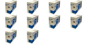 10 x Black Toner Cartridge Compatible CF283A 83A Fits HP MFP M225DW Printer