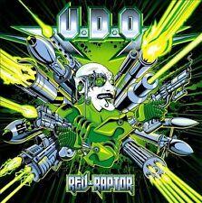 U.D.O udo rev-raptor  cd+ 2 BONUS TRACKS + 2 VIDEO CLIPS ( ACCEPT)