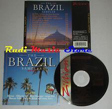 CD THE BRAZIL SAMPLER the best of brazil GAL COSTA MARCOS VALLE BEN (C10) lp mc