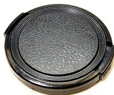 LC-46 46mm Lens Front Cap  snap on type black plastic    Free Shipping USA