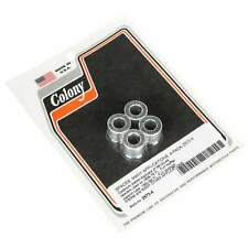Colony #2973-4 Spacers CAD Plated Harley-Davidson OEM 58102-49 FL FLH USA made