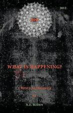 What Is Happening? : A Mystical Dialogue by N. E. Boddy (2005, Paperback)