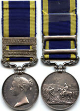 British Victoria Punjab Medal 1848-1849, two clasps Goojerat and Chilianwala