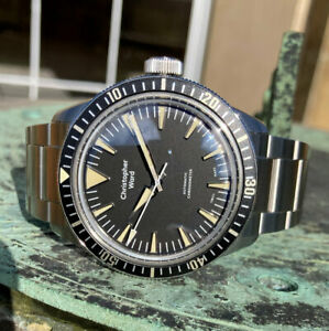 Christopher Ward C65 Dartmouth Automatic COSC Chronometer Dive Watch 41mm