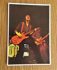 More details for humble pie steve marriot picture pop '73 vintage panini collectors card 1973