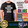 Custom Personalized T shirts your own text many colors business Tshirt tee gift