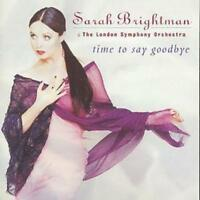 Sarah Brightman/The London Symphony Orchestra : Time To Say Goodbye CD (1999)