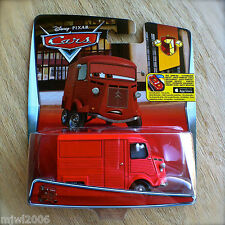 Disney PIXAR Cars BRETT WARNEWAGEN diecast 2015 YE LEFT TURN INN theme 7/7 INTL