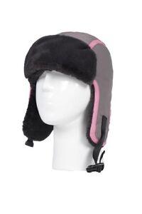 Heat Holders - Kids Waterproof Fleece Lined Winter Warm Thermal Ski Trapper Hat