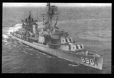 Uss Meredith Dd-890 postcard Us Navy Destroyer