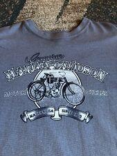Official ��Genuine Harley Davidson Motor Cycles�� Men��s T-Shirt Size Large- FS