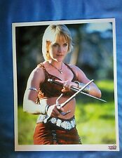 Xena Gabrielle. Season 6 Gabriel's New Outfit 8x10 Photo Officially Released