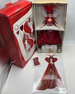 Vintage 1994 Bob Mackie Queen of Hearts Barbie (12046)