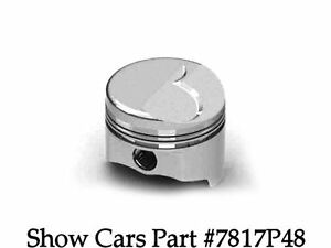 409 65,64,63,62,61,CHEVY IMPALA SS BEL AIR ICON FORGED PISTONS 6.135 ROD 048