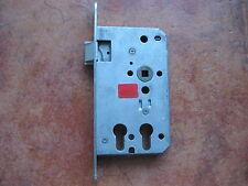 Panikschloß E 72/32 72/65 2 PZ 9 mm Nuß Dorn 32 + 65 DIN links T30 Stahltüren