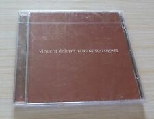 CD ALBUM KENSINGTON SQUARE VINCENT DELERM 10 TITRES 2004 NEUF SOUS CELLO