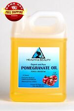 POMEGRANATE SEED OIL REFINED ORGANIC by H&B Oils Center COLD PRESSED PURE 7 LB