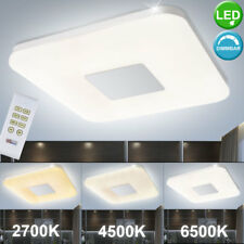 LED ceiling 35 w living room lamp dimmer remote control color changer dining new