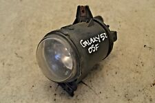 Ford Galaxy Fog Light Right Front Mk2 Galaxy Driver O/S Front Fog Light 2002
